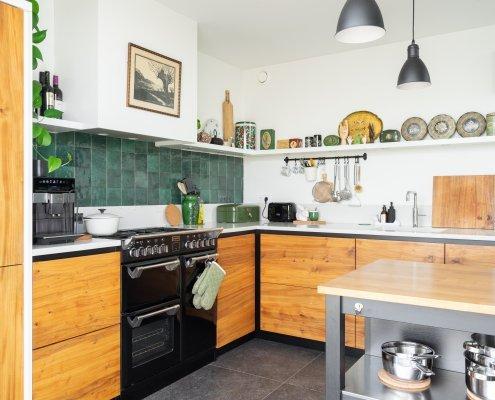 keuken iepenhout